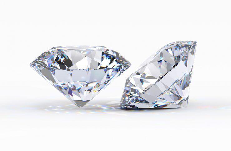 ¿Cómo distinguir un diamante man-made de uno natural?